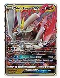 Sun Moon - Dragon Majesty - White Kyurem GX - 48/70 - Ultra Rare Card