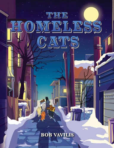 The Homeless Cats (English Edition)