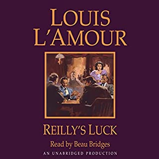 Reilly's Luck audiobook cover art