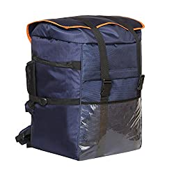 TRIAGE Kart Logistics E-Commerce and Grocery Delivery Bag (Blue),TRIAGE
