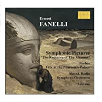 Fanelli: Symphonic Pictures by Adriano (2002-07-28)