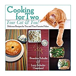 gifts for pet owners cooking for two your cat & you