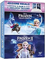 Special Pack Frozen 1, 2 and notes (Limited Edition) (2 DVD)