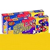 2X Jelly Belly Bean Boozled Giratorio Juego Jelly Judía Caja de...