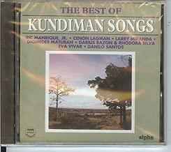 The Best Of Kundiman Songs - Alpha Records