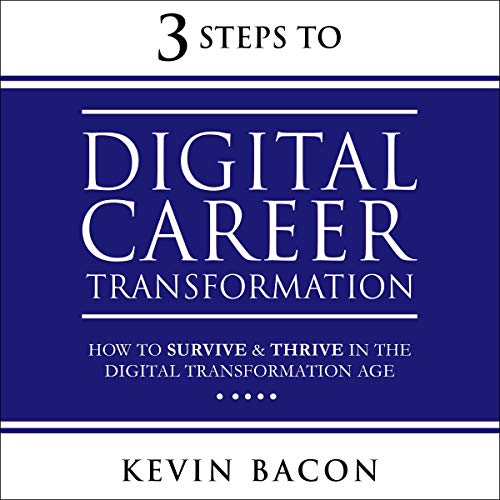 Digital Career Transformation audiobook cover art