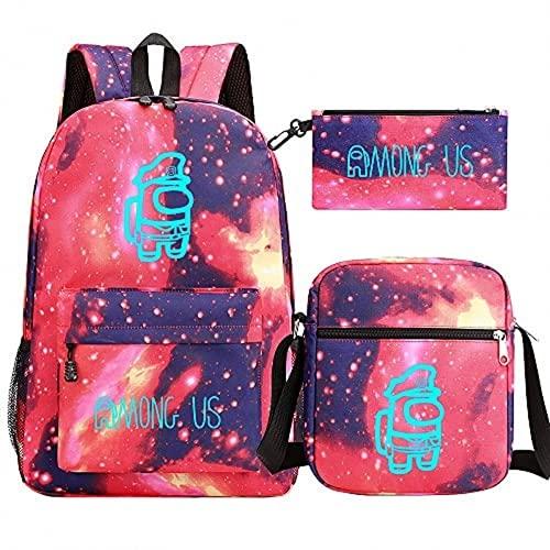 MINGPAI Mochila para niños, mochila de kindergarten para niños de 2 a 12 años, mochila de juegos para niños y niñas (4,18.1 × 12.5 × 6.2in)