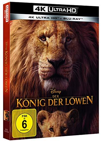 Der König der Löwen - Neuverfilmung 2019 [4K Ultra HD] [Blu-ray]