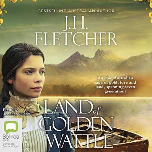 Land of Golden Wattle cover art