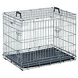 Savic Dog Residence Hammer Tone Crate, 50 x 28 x 34 cm