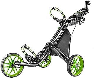 Caddytek EZ-Fold 3 Wiel Golf Push Car, Golftrolley