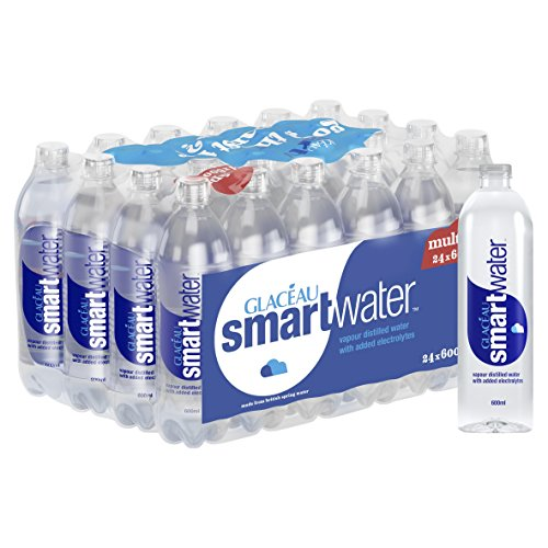 Glaceau Smart Water Still, 24 x 600ml
