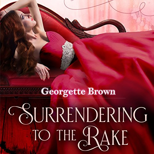 Surrendering to the Rake audiobook cover art