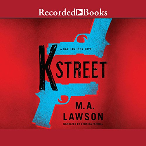 K Street audiobook cover art