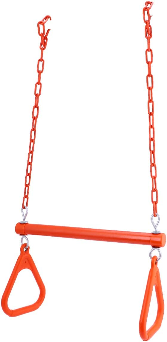 VOSAREA Fitness Hanging Rings Don't miss the campaign Sales results No. 1 Ha Kids Swing Flying