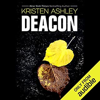 Deacon audiobook cover art