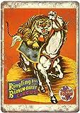None Brand Ringling Bros & Barnum Bailey Zirkus Vintage