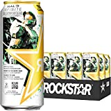 Rockstar Sugar Free Energy Drink, 16oz Cans (12 Pack) (Packaging May Vary)