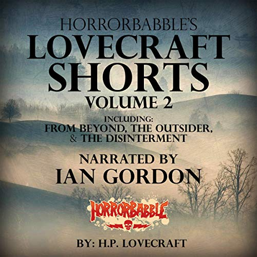 Horrorbabbles's Lovecraft Shorts: Volume 2 cover art