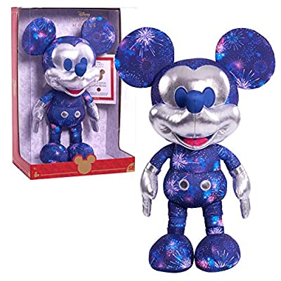 Disney Year of the Mouse Collector Plush - Fireworks; Amazon Exclusive by Just Play