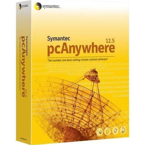 Symantec pcAnywhere Host (version 12.5) [import italien/espagnol]