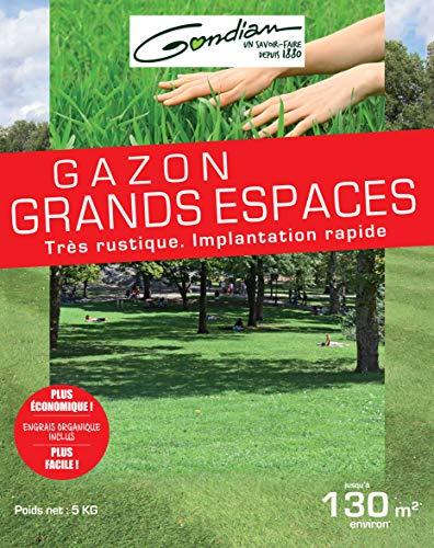 Gazon Grands Espaces 5kg G
