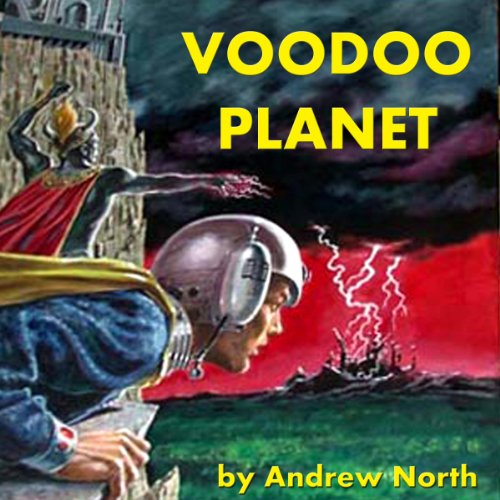 Voodoo Planet                   By:                                                                                                                                 Andrew North                               Narrated by:                                                                                                                                 Jim Roberts                      Length: 2 hrs and 39 mins     13 ratings     Overall 3.7
