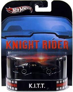 Hot Wheels Retro Entertainment Knight Rider K.I.T.T