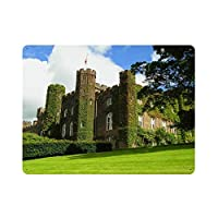 """Royaume-Uni Angleterre Highclere Castle (5) Nature Painting Vintage Home Decor, Wall Art Sign 15.7 """"x11.8"""" family cafe wall decoration, Retro Art Painting Iron Plate Poster Wall Decor.SIZE: Mesure environ 40 cm x 30 cm / 15,7 """"x11 .8 """".100% tout neuf..."""