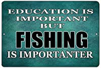 面白い釣り金属金属記号壁棒バー教育