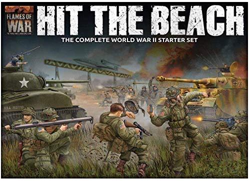 Unbekannt Flames of War: Hit The Beach FWBX09