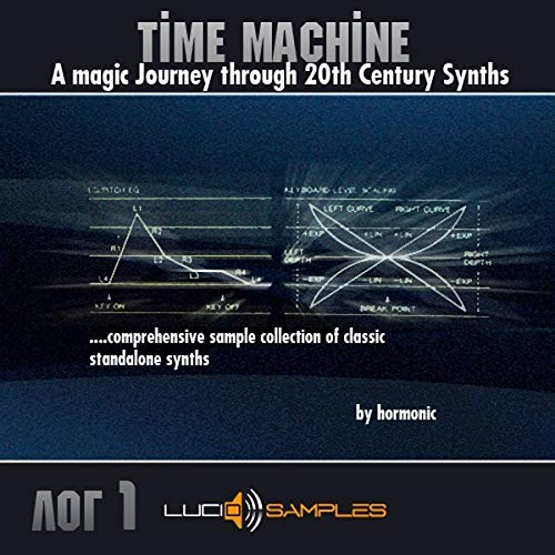 Time Machine vol.1, Yamaha DX7 Samples, Yamaha DX7 Sounds Download