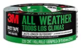 3M All Weather Duct Tape 2230-HD, 1.88 in x 30 yd, 1 roll