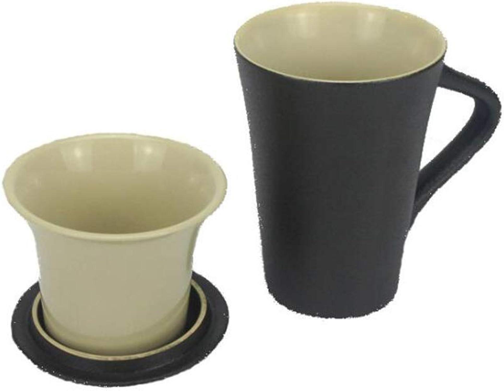 Tasse En Grès Blanche, Tasse à Thé Personnelle, Cadeaux Maison Affaires