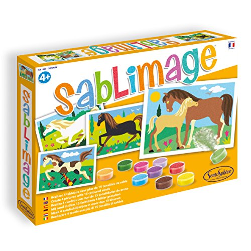kit créatif cheval