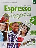 Espresso Ragazzi: Libro studente e esercizi + CD audio + DVD 2