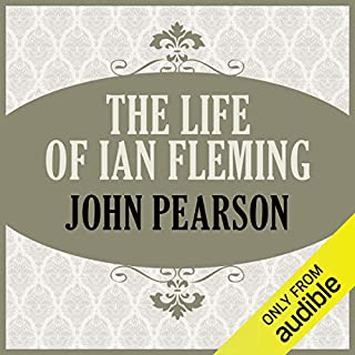 The Life of Ian Fleming audiobook cover art