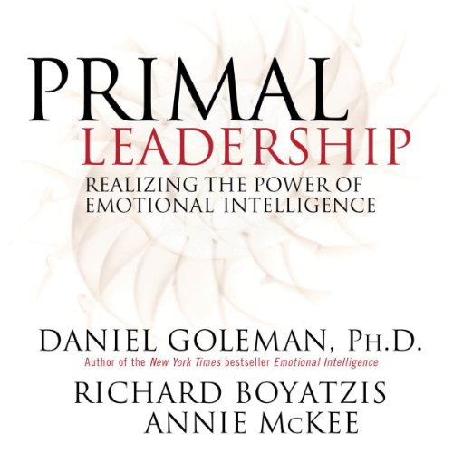 Primal Leadership audiobook cover art
