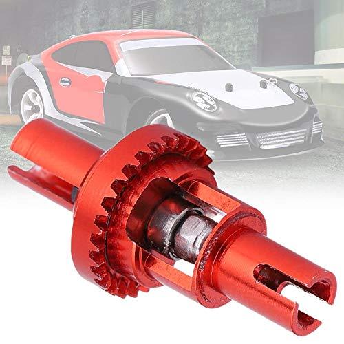 Dilwe RC Car Differential, langlebiges Metall RC Car Differential Upgrade Ersatzzubehör Passend für WLtoys 1/28 K989 K969 K979 K999 P929 P939 Ferngesteuertes Auto