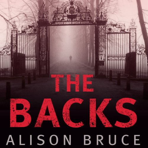 The Backs audiobook cover art