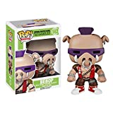 Funko Pop Television : Teenage Mutant Ninja Turtles - Bebop 3.75inch Vinyl Gift for Anime Fans SuperCollection