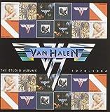 ヴァン・ヘイレン 「スタジオ・アルバム 1978-1984」