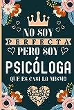 Pero Soy psicóloga: Una idea de regalo original, Diario y Journal Cuaderno de Notas A5, regalos originales para psicóloga, Regalo original y ... | elegante y barato para mujer psicóloga