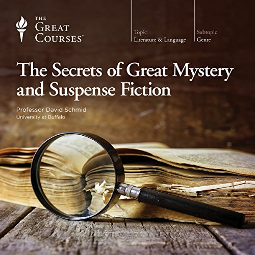 The Secrets of Great Mystery and Suspense Fiction cover art