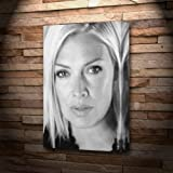 KIM WILDE - Canvas Print (LARGE A3 - Signed by the Artist)