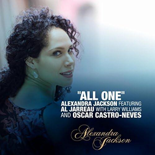 Alexandra Jackson feat. Al Jarreau, Larry Williams & Oscar Castro-Neves