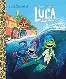 Disney/Pixar Luca Little Golden Book (Little Golden Books)