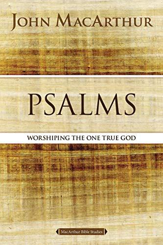 Psalms (MacArthur Bible Studies)