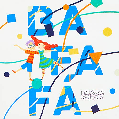 Palavra Cantada - Bafafá [CD]