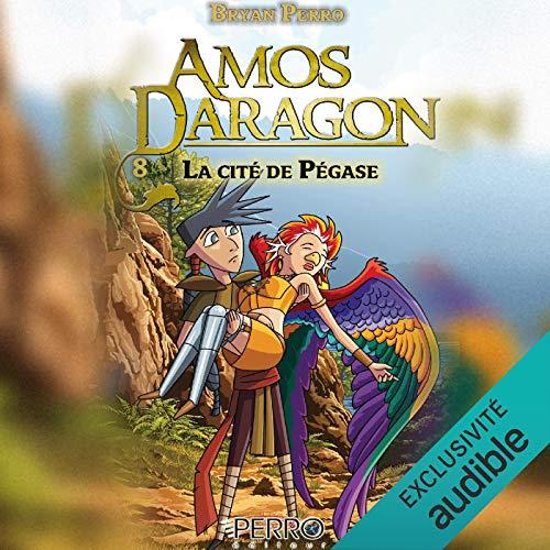 Page de couverture de La Cité de Pégase
